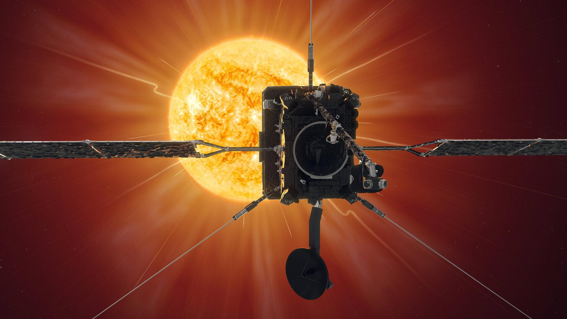 ESA Ηλιος