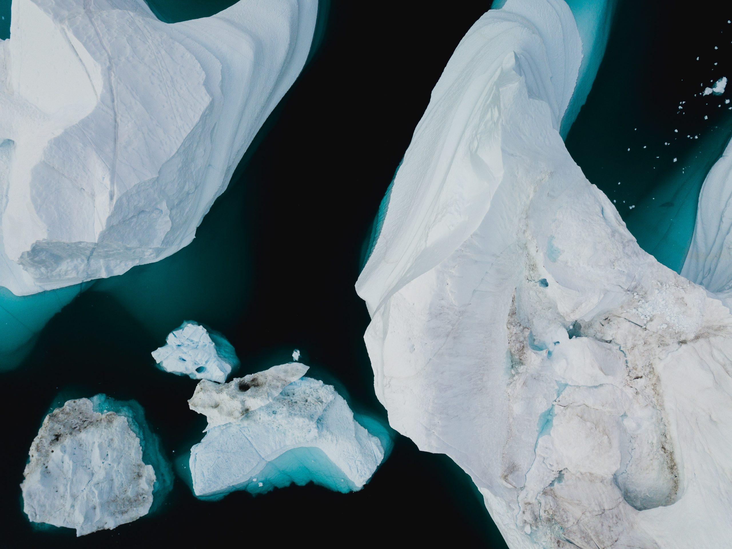 Λήψη από drone: Αρκτικός Πάγος
