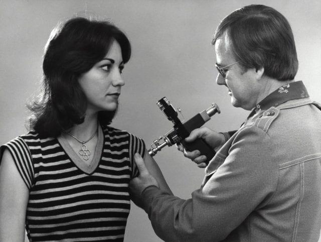 Ιστορική φωτογραφία του 1976