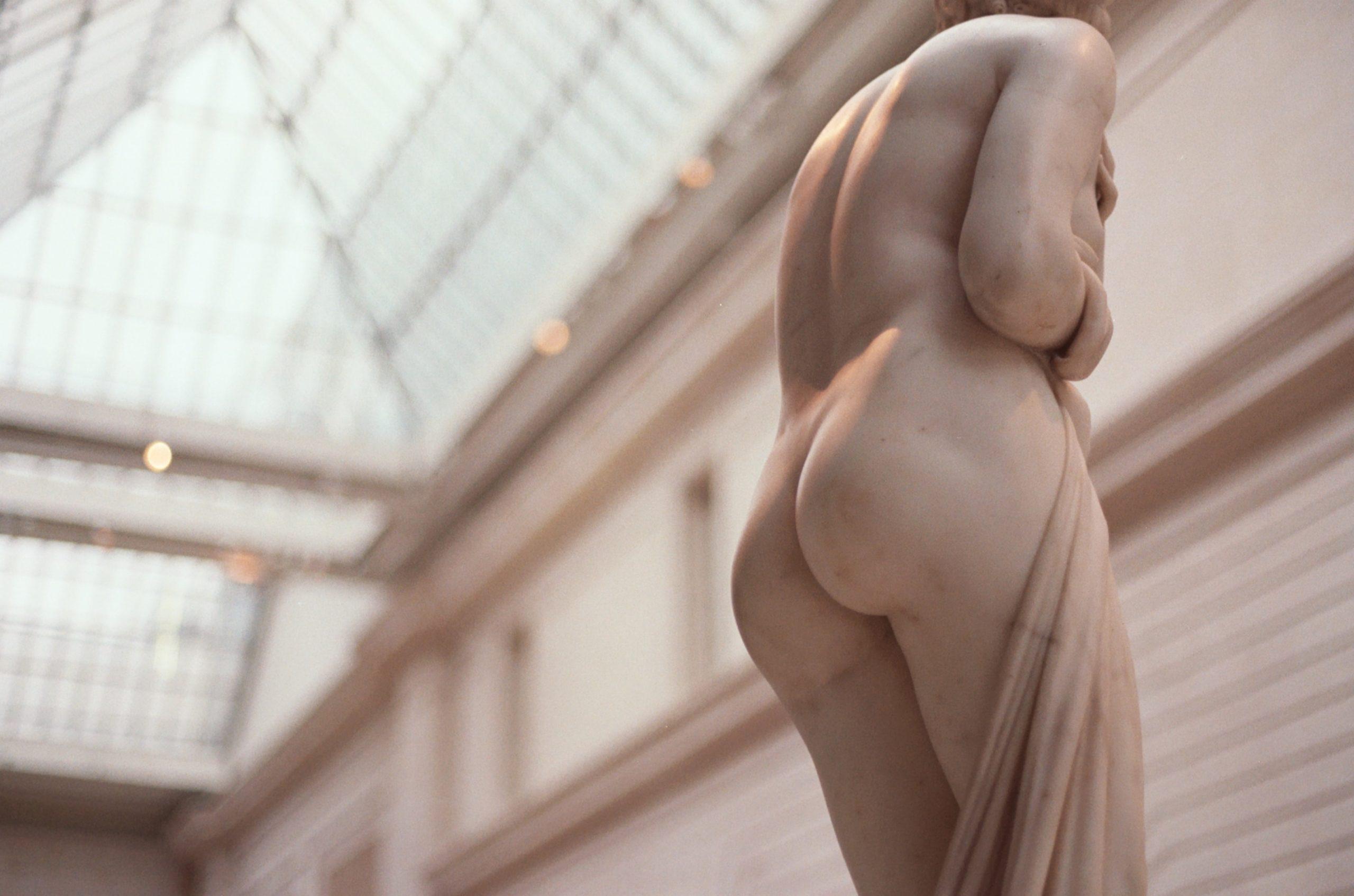 Γυμνό άγαλμα