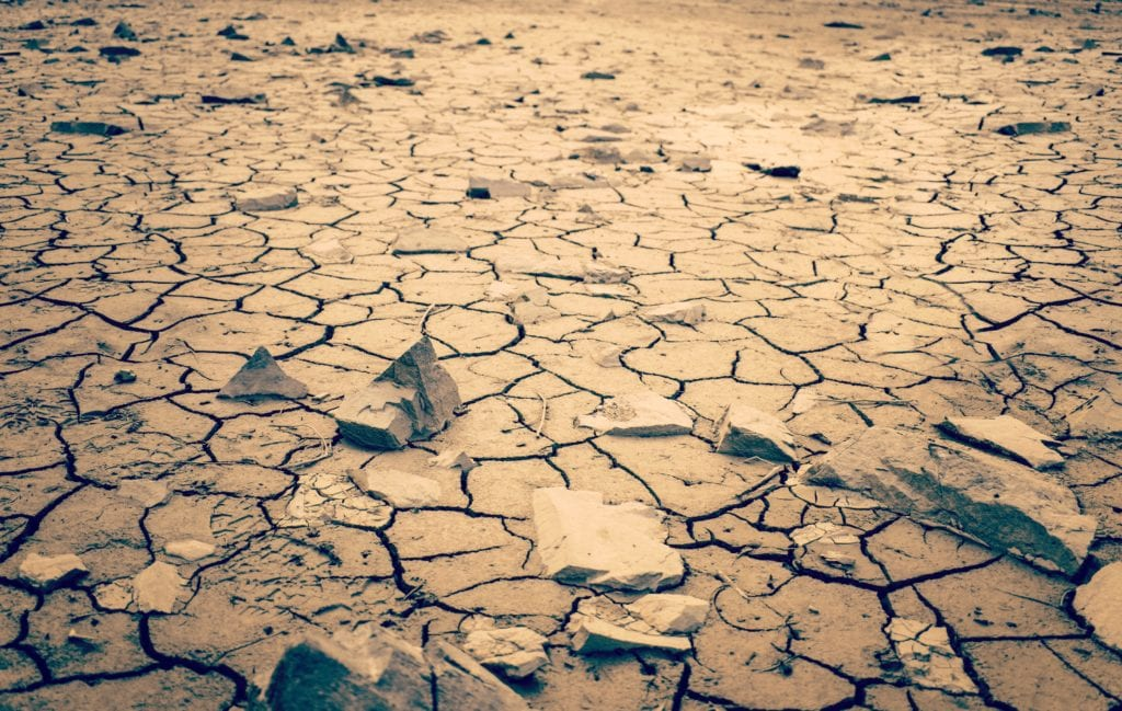Έρημος - Ξηρασία