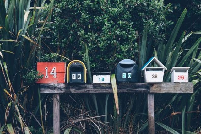 ταχυδρομείο
