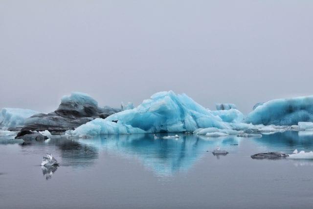 λιώσιμο πάγων