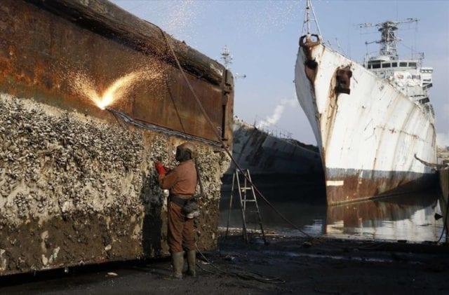 Ανακύκλωση πλοίων