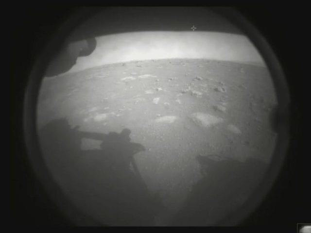 Αρης NASA