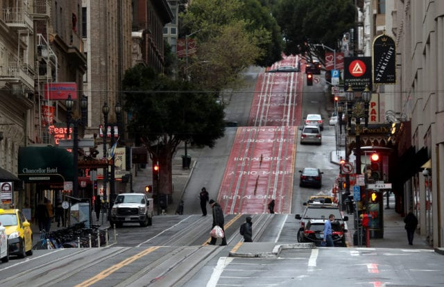 Σαν Φρανσίσκο πανδημία - Justin Sullivan - Getty Images - nbc news