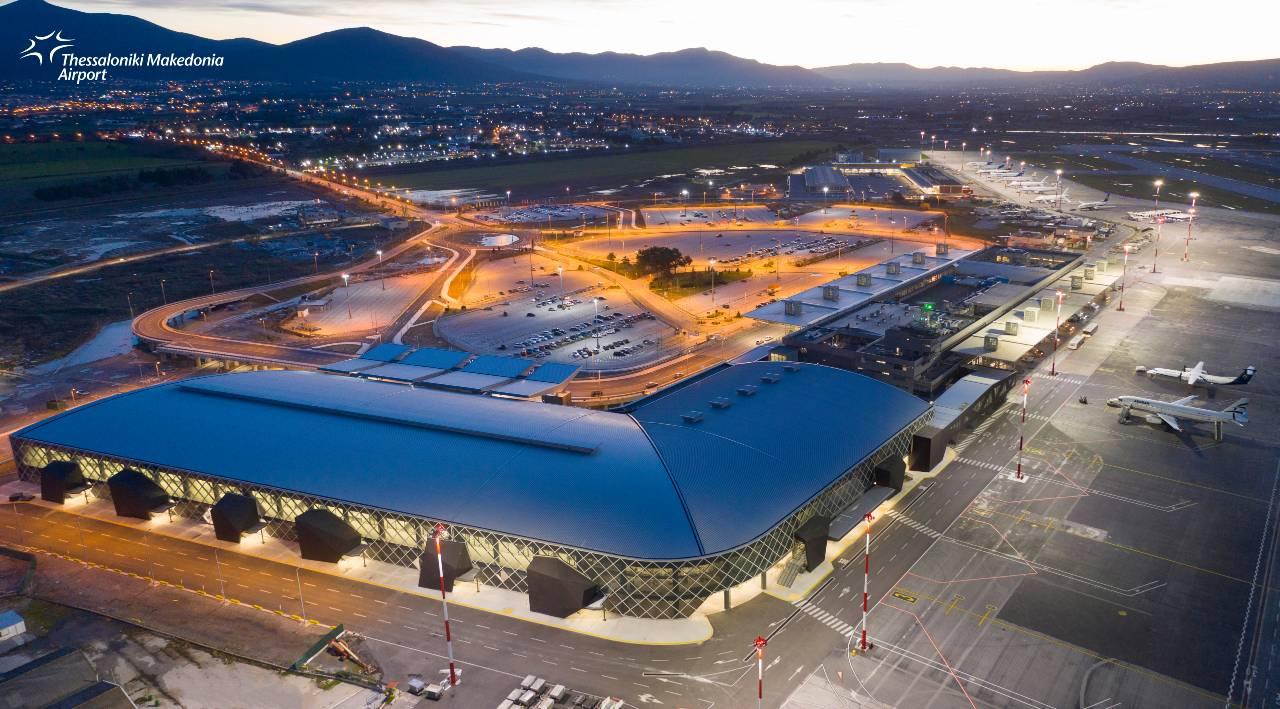 αεροδόμιο Θεσσαλονίκη