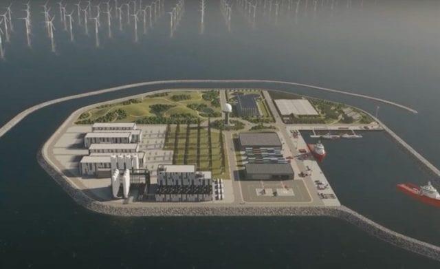δανία ενέργεια νησί