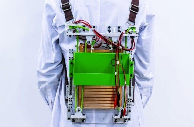 ηλεκτρονικό σακίδιο πλάτης