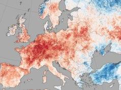 κλιματική αλλαγή Ευρώπη