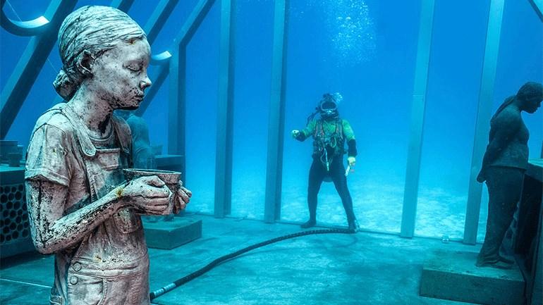 υποβρήχιο μουσείο