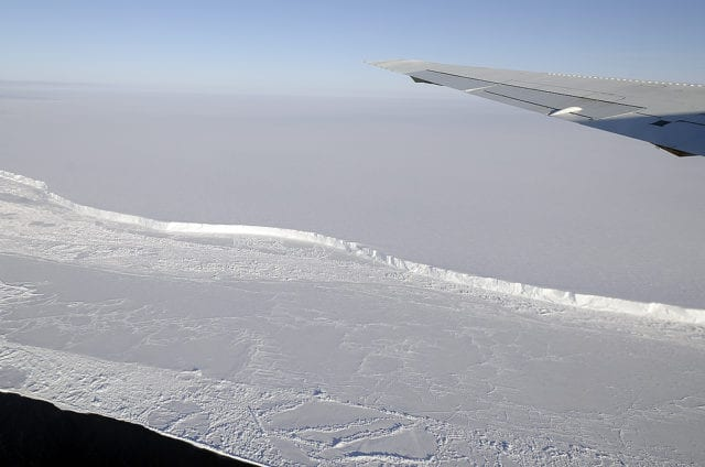 Brunt Ice Shelf