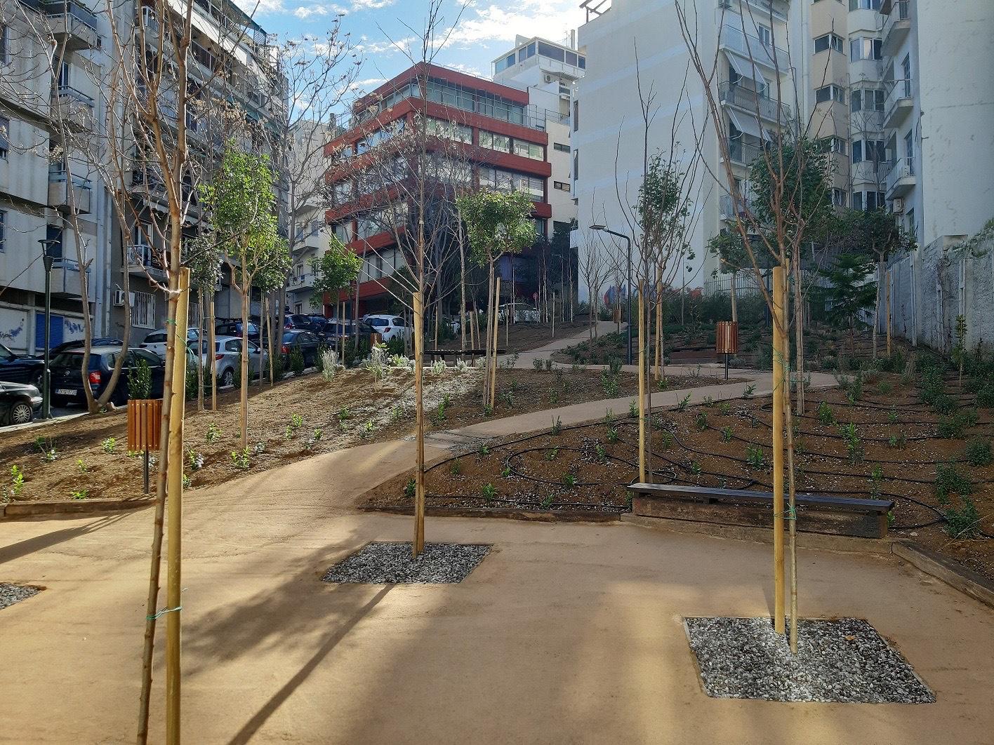 Πάρκο τσέπης Παγκράτι