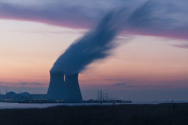 Πυρηνικό εργοστάσιο στο Βέλγιο -Photo: Frédéric Paulussen