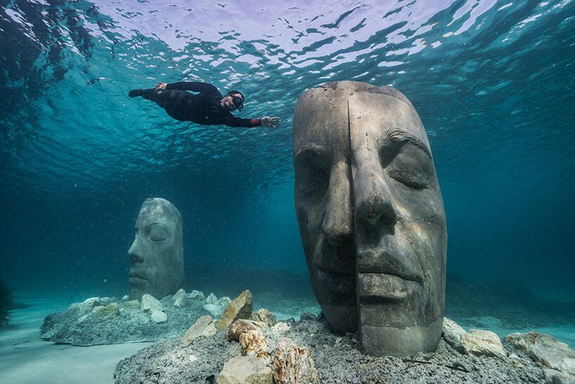 jason decaires taylor underwater museum cannes