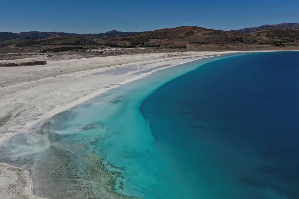 Λίμνη Zalda Reuters