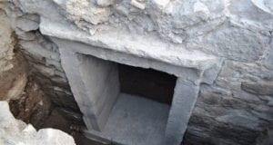 Πύλη πρωτοβυζαντινής οχύρωσης