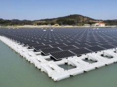 πλωτά ηλιακά πάνελ