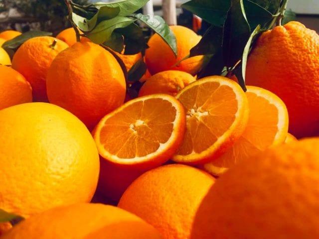 πορτοκάλια