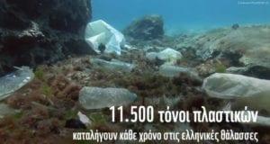 Στιγμιότυπο από την Ώρα της Γης 2021 WWF ΕΛΛΑΣ