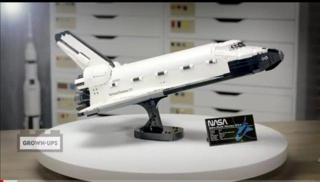 Στιγμιότυπο από το βίντεο της LEGO