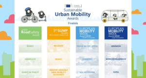 Sustainable Urban Mobility image