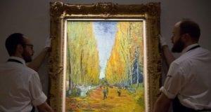 Van Gogh Art Auction