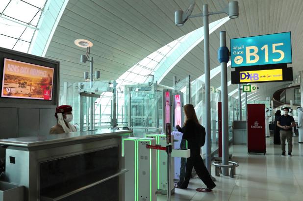 dubai airport 97 AP