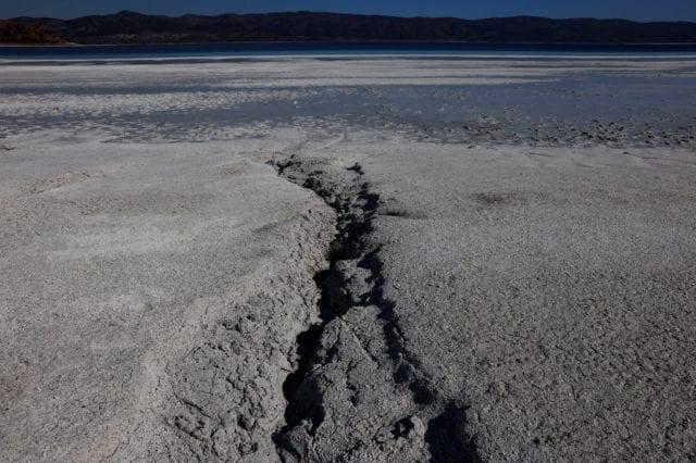 λίμνη Zalda Φωτό: Reuters