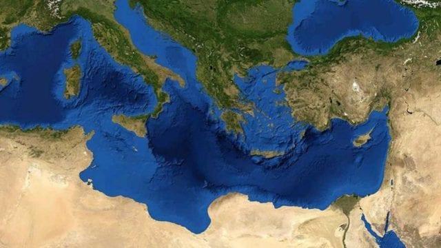 Ανατολική Μεσόγειος