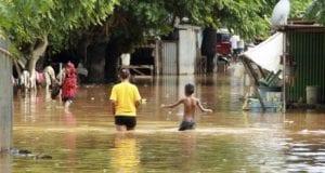 Ινδονησία Πλημμύρες