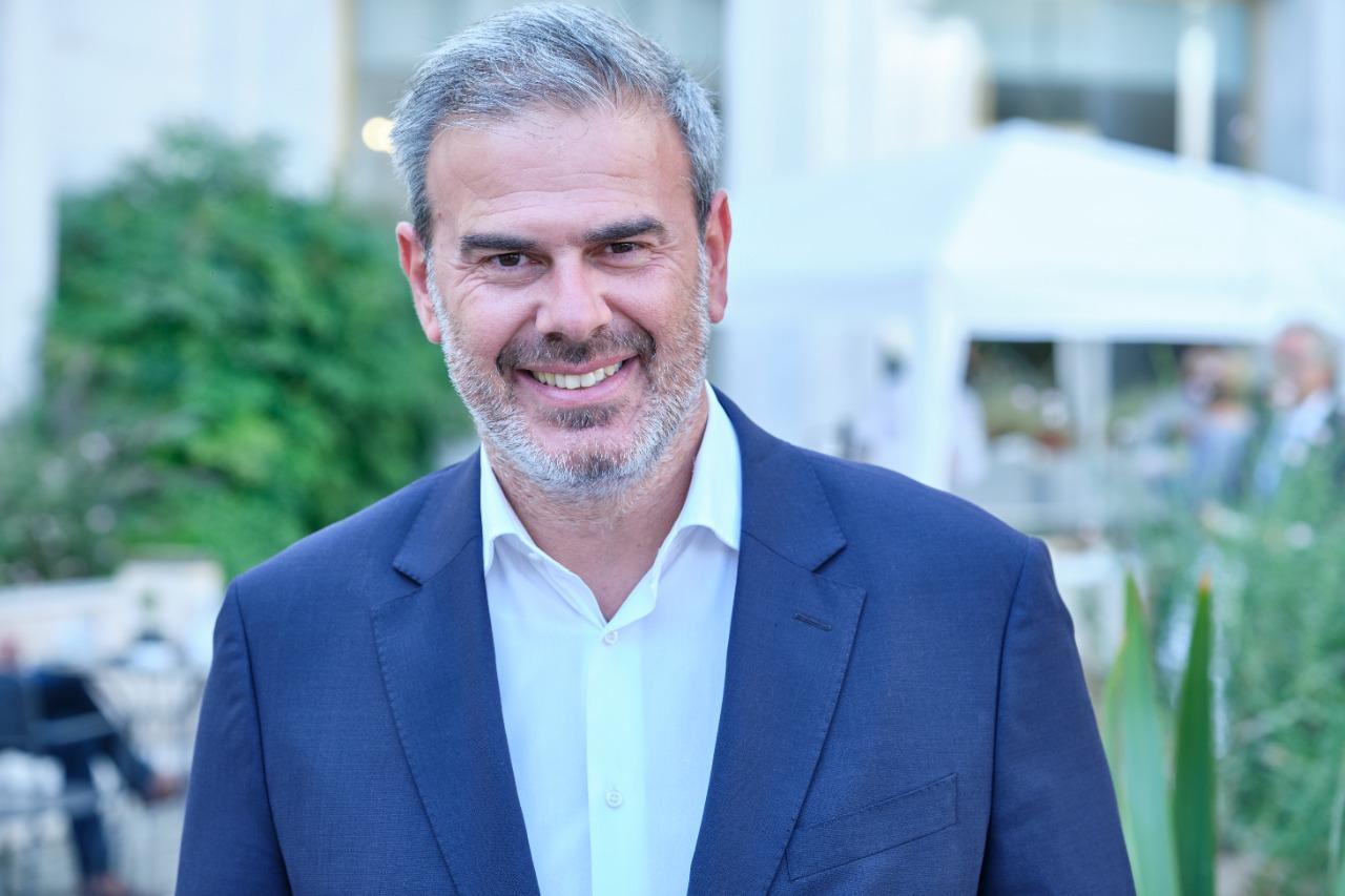 Ο ΓΓ του ΕΟΤ κ. Δημήτρης Φραγκάκης (1)