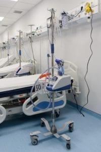 1.Υπερσύγχρονη συσκευή υψηλής ροής οξυγόνου