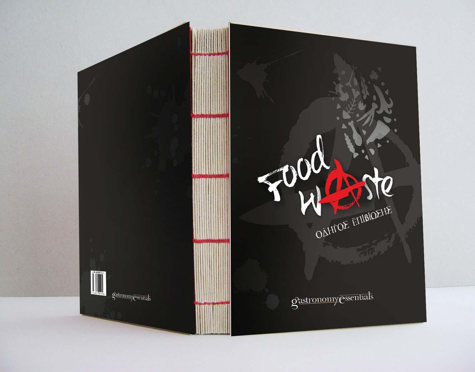 3 Food Waste open back book
