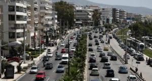 Αυξημένη κίνηση στην παραλιακή 30.04 Γιάννης Παναγόπουλος