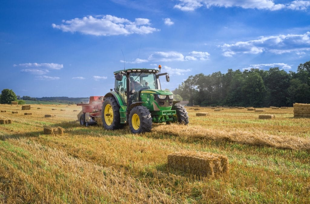 Beautiful Farm Country, Wayne County, Ohio July 2020