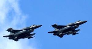 F16 αεροσκάφη