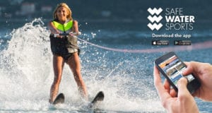Safe water sports app