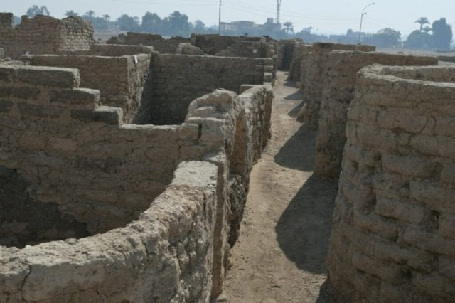Zahi Hawass Center for Egyptology Reuters
