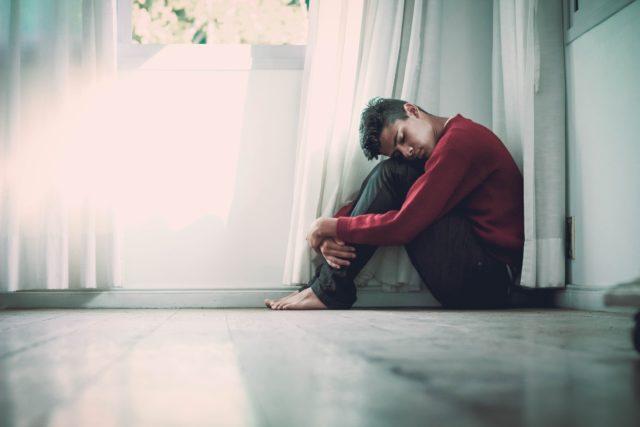 Αγχος κατάθλιψη