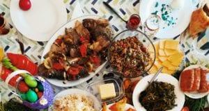 Πασχαλινό τραπέζι