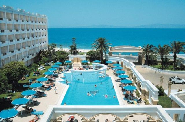 mitsis grand hotel beach