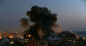 Israel Palestinian violence flares up