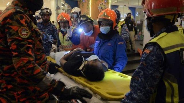 Σύγκρουση μετρό Μαλαισία ΑΠΕ ΜΠΕ