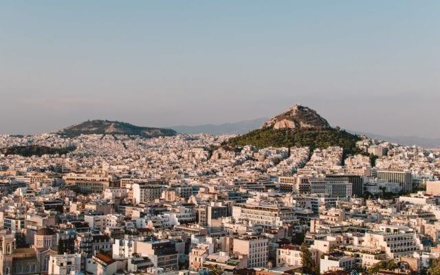 BUILDINGS ATHENS