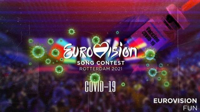 Eurovision 2021 covid 19