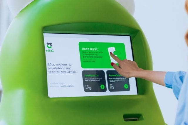 Green Panda ATM 1