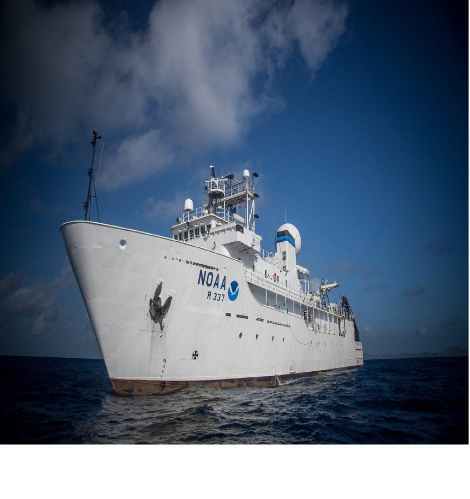 NASA noa ship