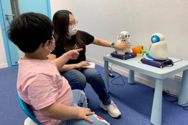 RTRMADP 3 HEALTH AUTISM HONGKONG ROBOTS 1