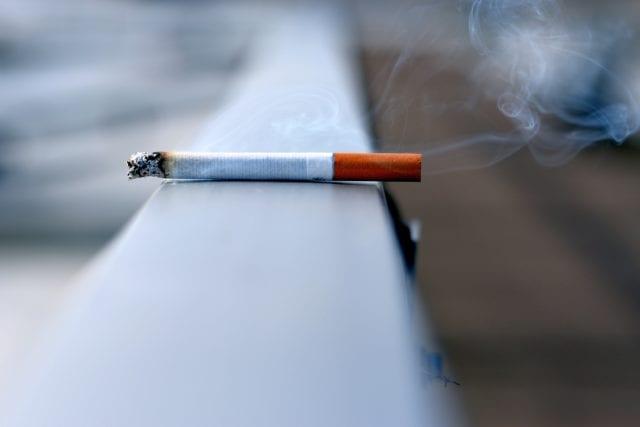 Τσιγάρο, κάπνισμα